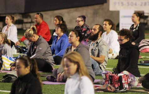 Annual Sunrise Yoga Festival returns to the Sun Bowl