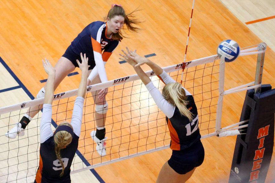 UTEP volleyball embraces underdog status