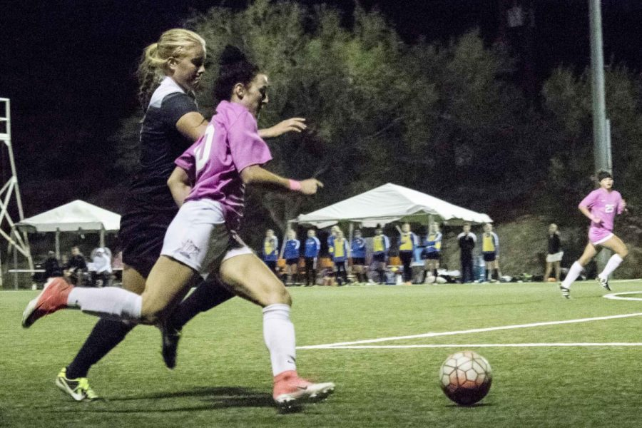 The UTEP women's soccer team sits at 6-10 overall with three games remaining.