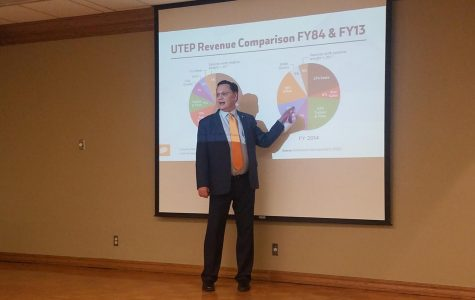 UTEP holds forum to discuss proposal for tuition and fees increase