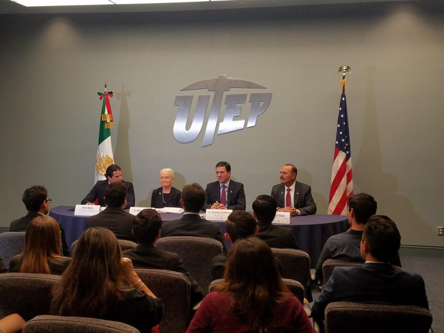 Ambassador of Mexico to the U.S. visits UTEP to talk U.S.-Mexico Relations