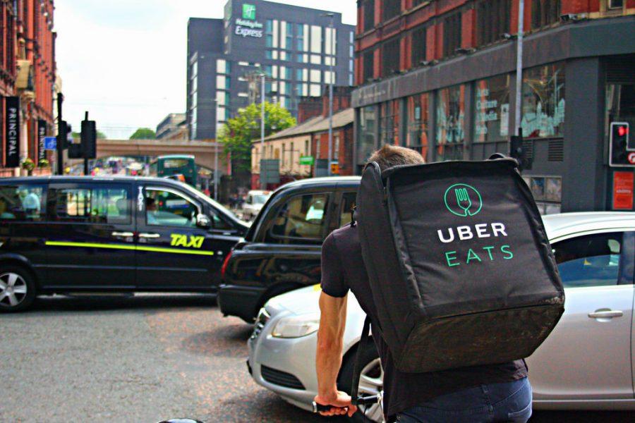 UberEATS debuts in El Paso this week