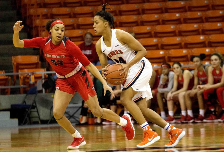 New Mexico hands UTEP women first loss of season