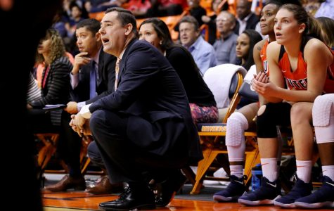 Kevin Baker embarks on a new journey with women's basketball