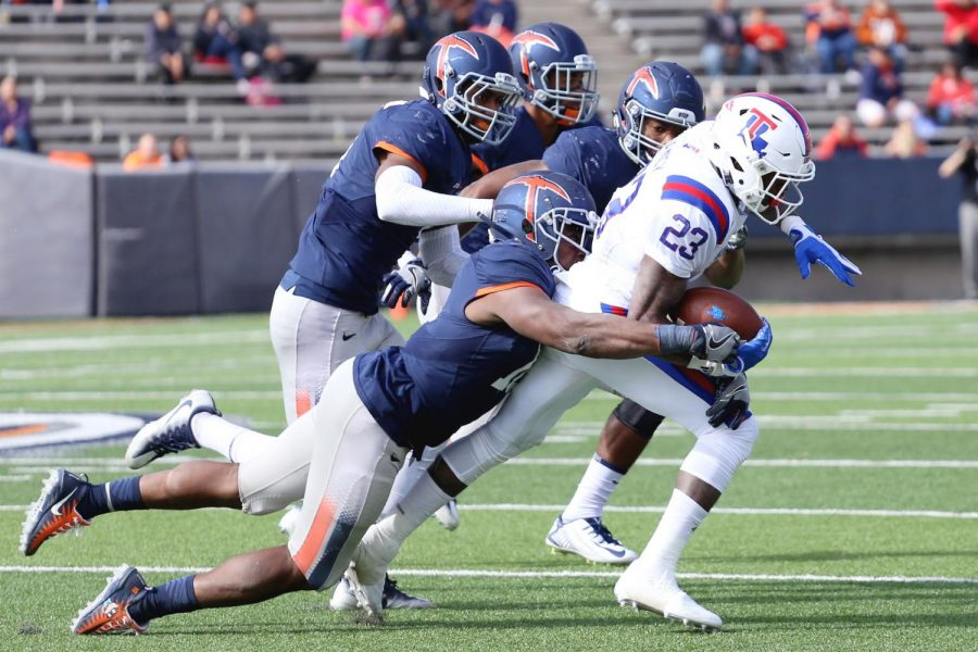 Miners fall to LA Tech despite late comeback and become only winless FBS team in the nation