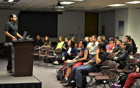 UTEP professor creates a film about immigration