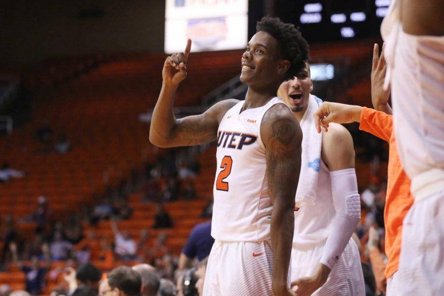 UTEP men's basketball opens season with big win