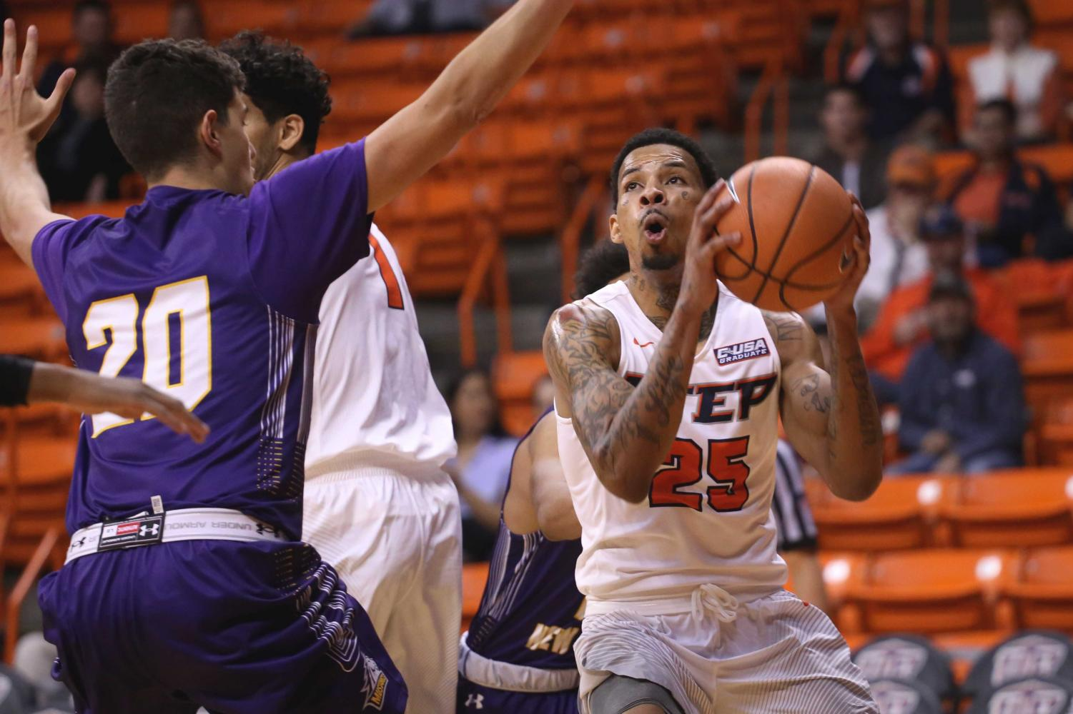 The Miners face Louisiana College in their 2017-18 season opener this Friday night.