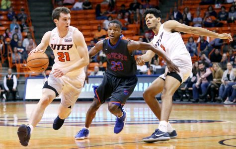 Men's basketball set for Puerto Rico Tip-Off tournament