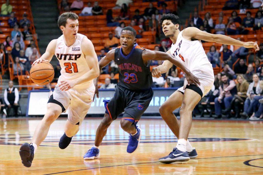 Men's basketball set for Puerto Rico Tip-Off tournament