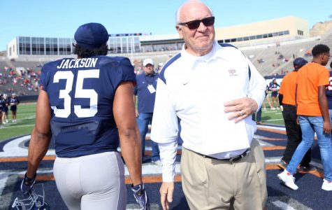 Price wraps up difficult interim job as head coach of UTEP football