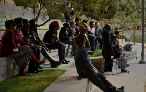 UTEP Rainbow Miner Initiative holds vigil for World Aids Day