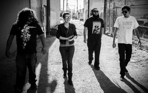 Emily Davis and the Murder Police break into the El Paso music scene