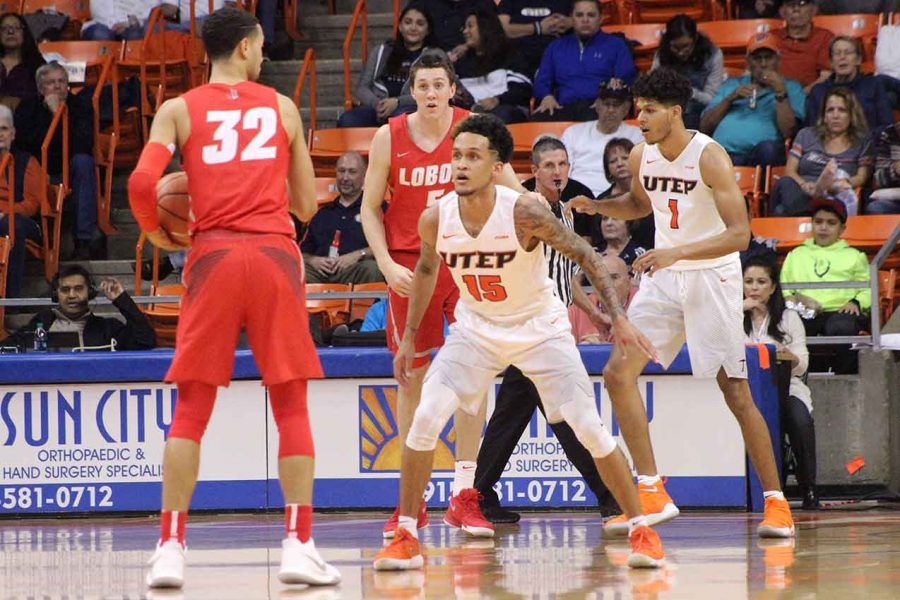 UTEP snaps six-game losing streak in 'effort' win against New Mexico