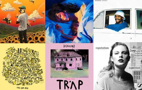Editor's Prospector Music Award picks of 2017