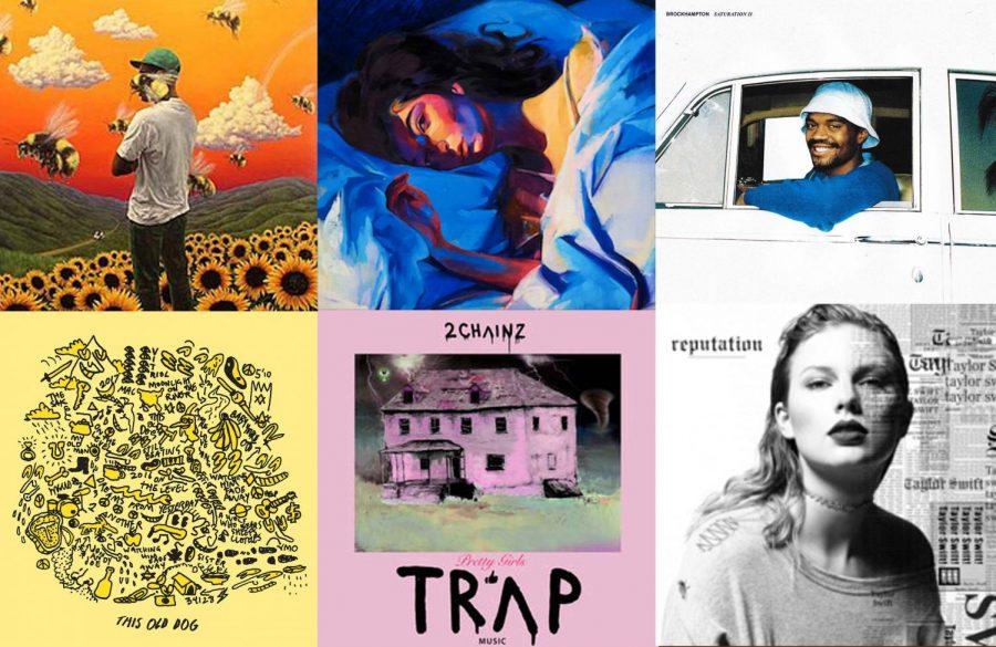 Editor's Prospector Music Award picks of 2017