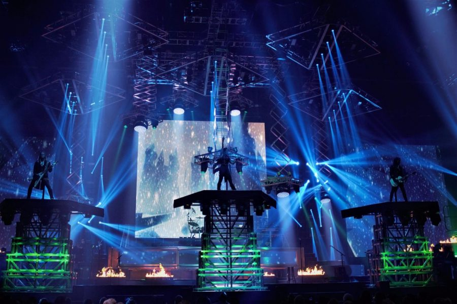 Tran Siberian Orchestra rocks Don Haskins with annual winter tour