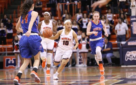 Women's basketball returns home to face Louisiana Tech