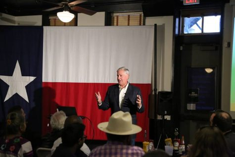 Meet the Democrat who is running for lieutenant governor of Texas