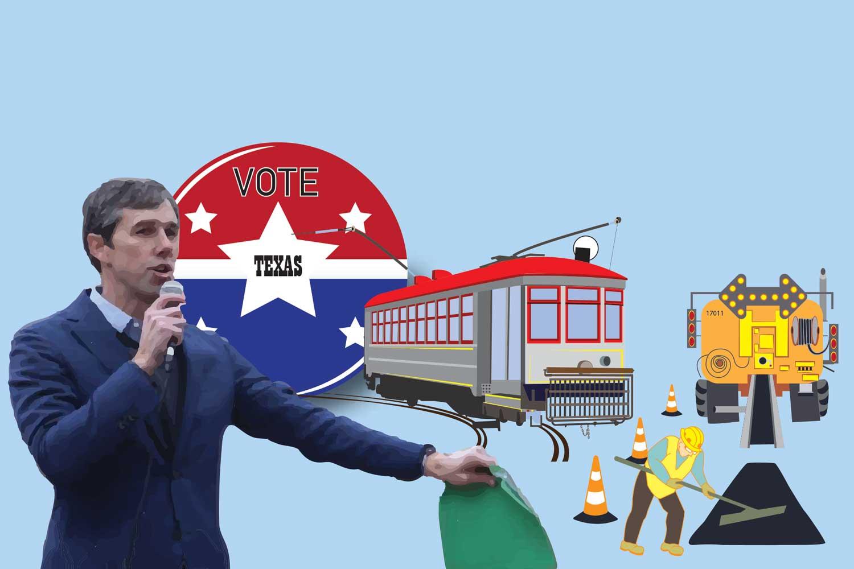 Beto O'Rourke Wants to Debate Ted Cruz in Spanish