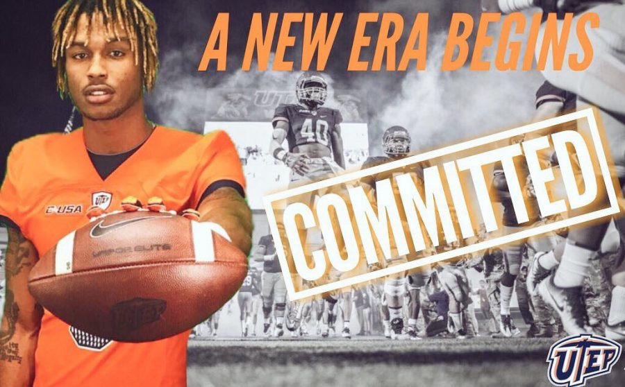 Kai+Locksley+officially+committed+to+UTEP+on+Monday%2C+Jan.+15.