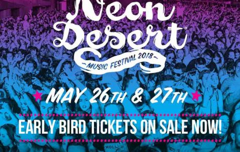 Get ready for the eighth annual Neon Desert Music Festival