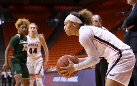 Women's basketball to host UAB before traveling to UTSA