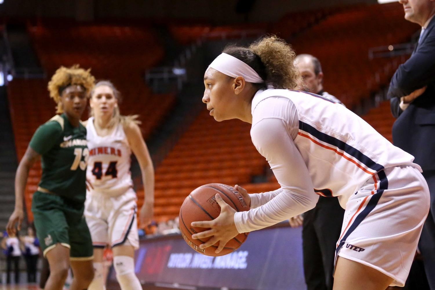 The UTEP women will play at home against UAB on Friday before heading back on the road to face UTSA on Sunday.