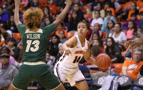 UTEP women come back from 15-point deficit to beat Charlotte