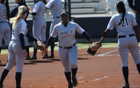 Pamala Baber named C-USA Softball Player of the Week