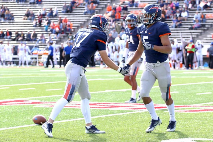 Five players to watch for in spring football