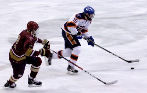 Men's hockey club wraps up third season of play