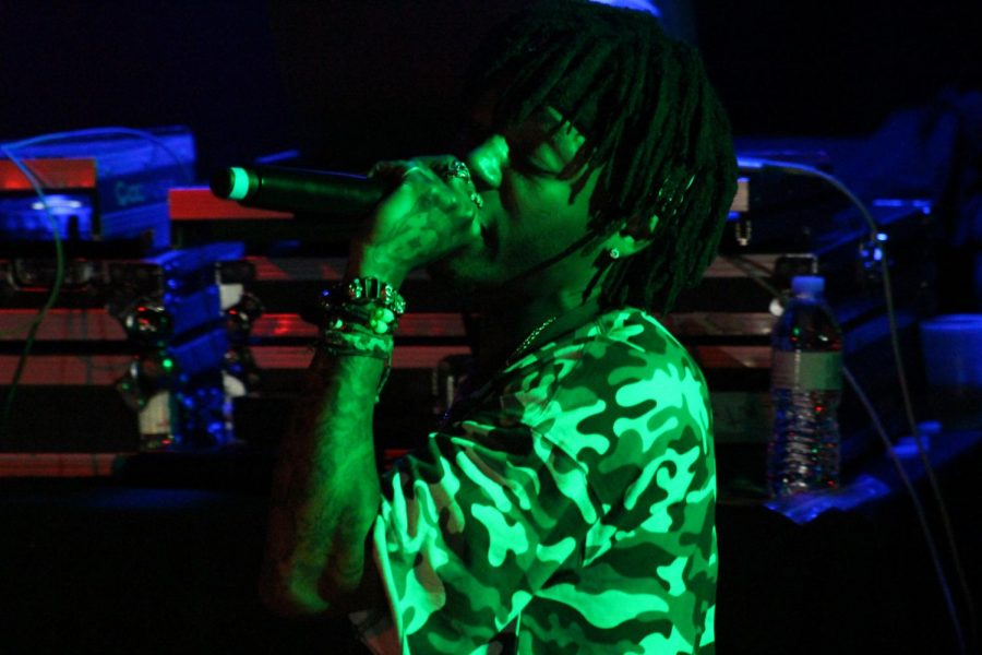 J.I.D and EARTHGANG captivate sold-out show at Lowbrow