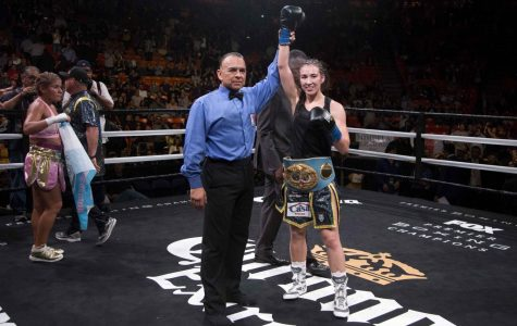 Jennifer Han retains her IBF title in front of her home crowd