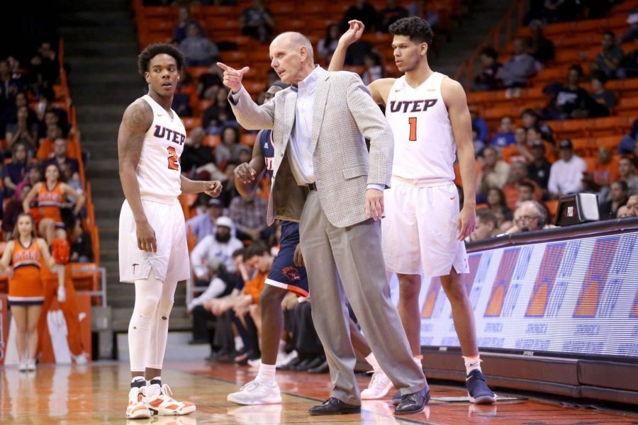 The UTEP men's basketball team has not had a losing season at home since the 2002-03 campaign when they finished 5-12.
