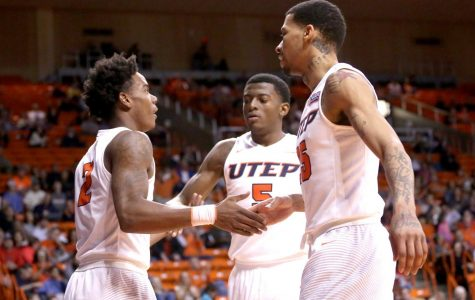 Men's basketball to battle UTSA in rematch