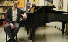 UTEP Piano Professor   Oscar Macchioni and