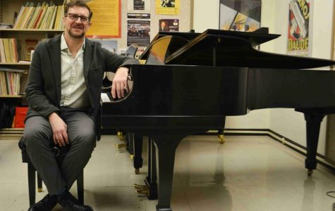 UTEP Piano professor releases new tango album