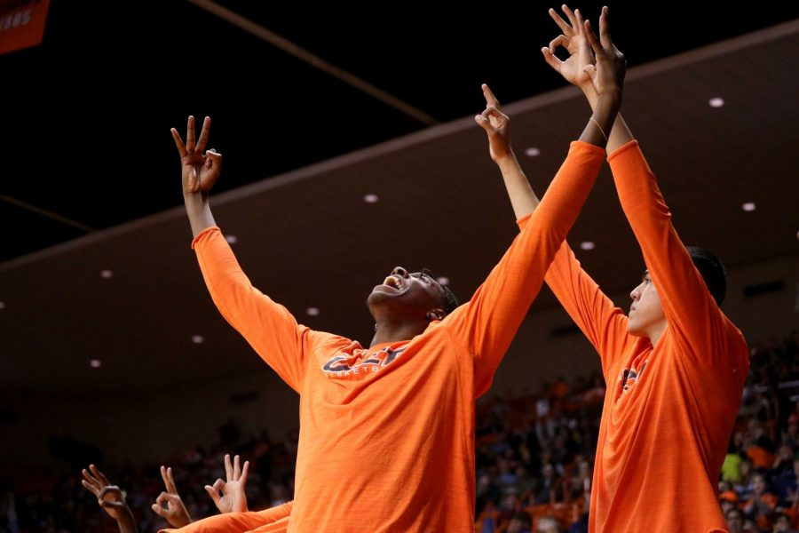 The Prospector Sports Weekly Podcast - UTEP men's basketball forward Tirus Smith