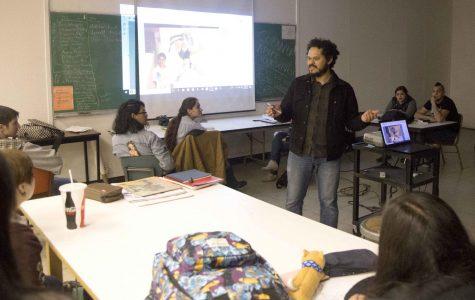 Former UTEP art students offer illustration workshop