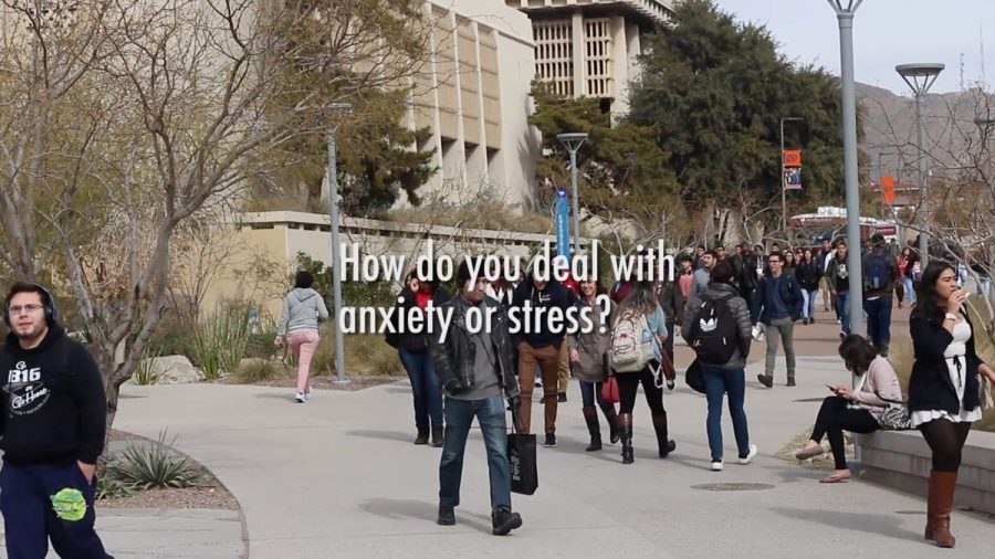 QOTW: How do you deal with anxiety or stress?