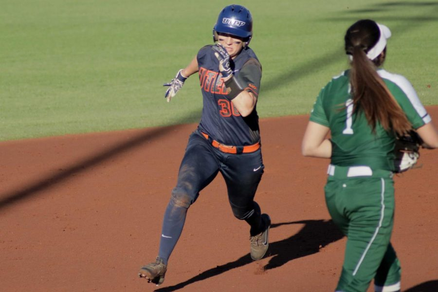 The+UTEP+softball+team+has+won+five+of+their+last+six+contests.