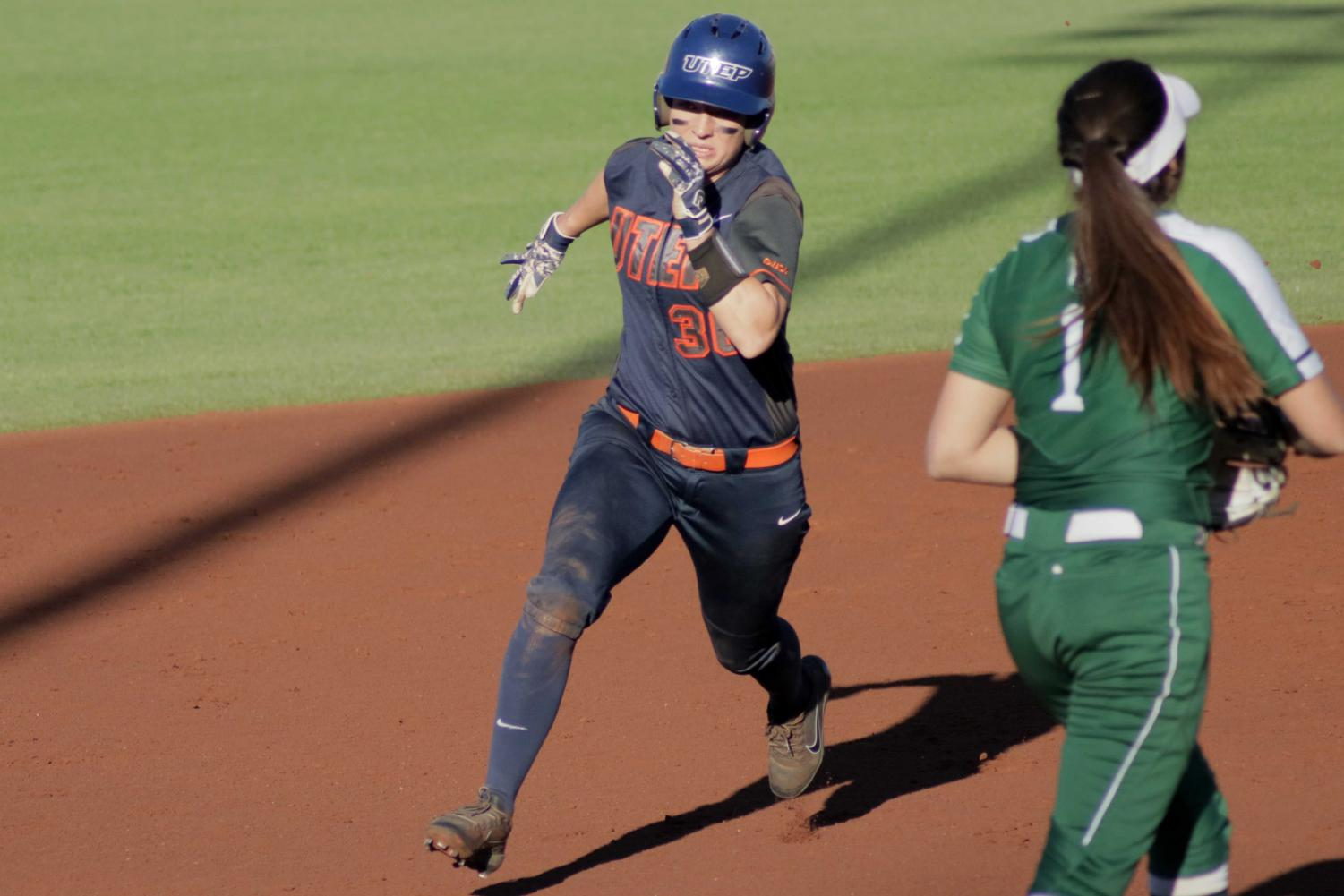 The UTEP softball team has won five of their last six contests.