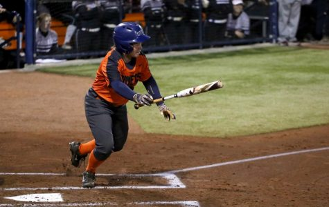 UTEP softball snaps losing skid in high-scoring contest