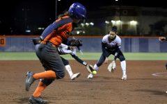 Miner softball falls in Battle of I-10