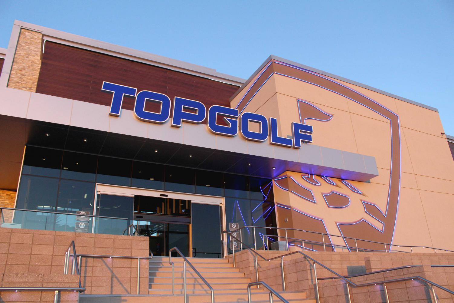 Topgolf  opened its doors on Feb. 2  and its located in  the 365 Vin Rambla Drive.