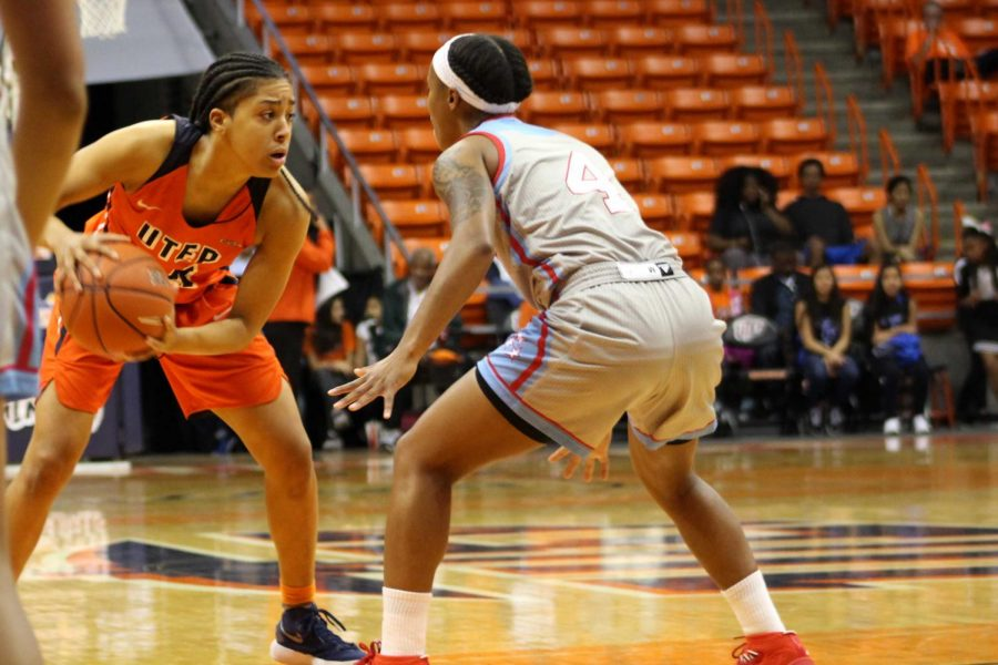 UTEP+falls+to+Louisiana+Tech+65-62+to+drop+to+5-5+in+Conference+USA.