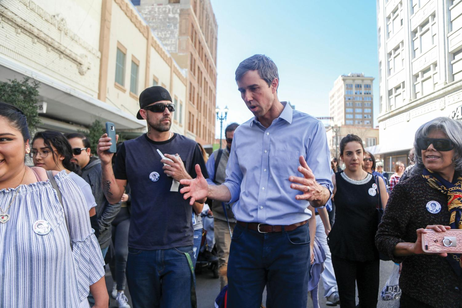 Rafael (Ted) Cruz justifies mocking Robert (Beto) O'Rourke's name