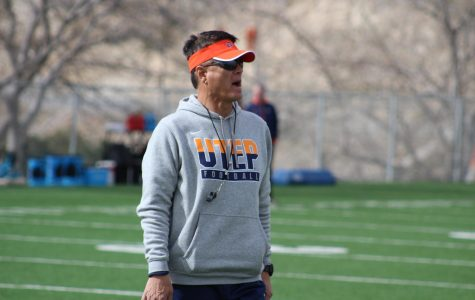 The Prospector Sports Weekly Podcast - UTEP football offensive coordinator Mike Canales