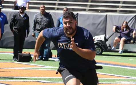 UTEP hosts NFL pro day at the Sun Bowl